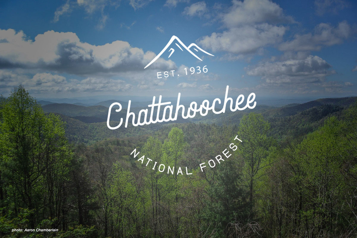 Chattahoochee National Forest mountain bike trails