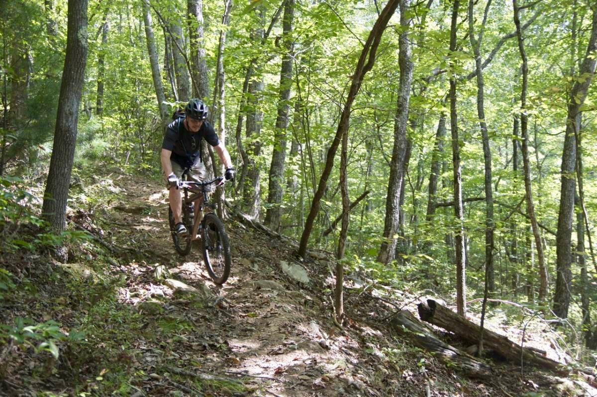 10 of the Best Mountain Bike Trails in the Chattahoochee National ... 611f2fa95