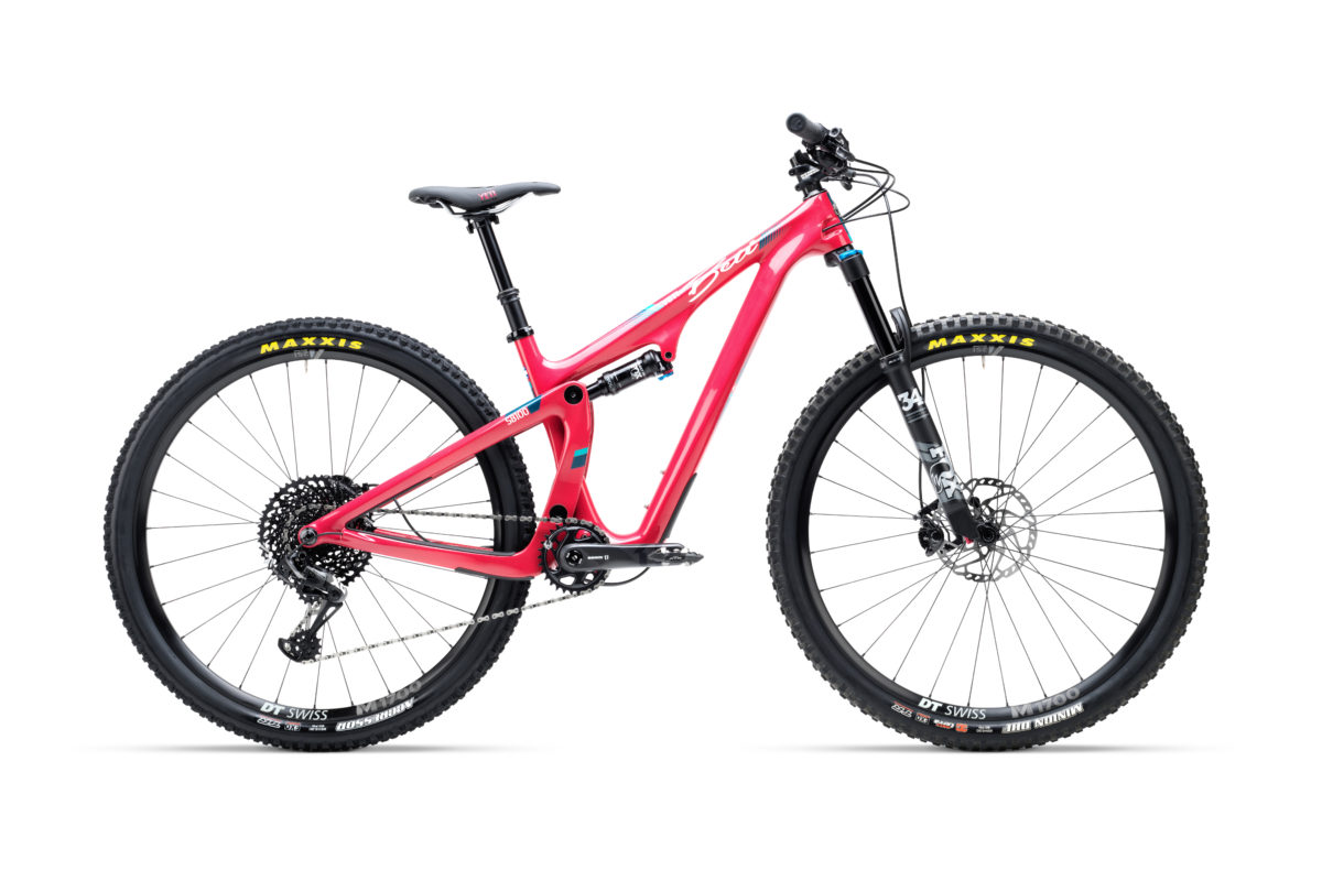 yeti introduces the sb100 cross country mountain bike. Black Bedroom Furniture Sets. Home Design Ideas
