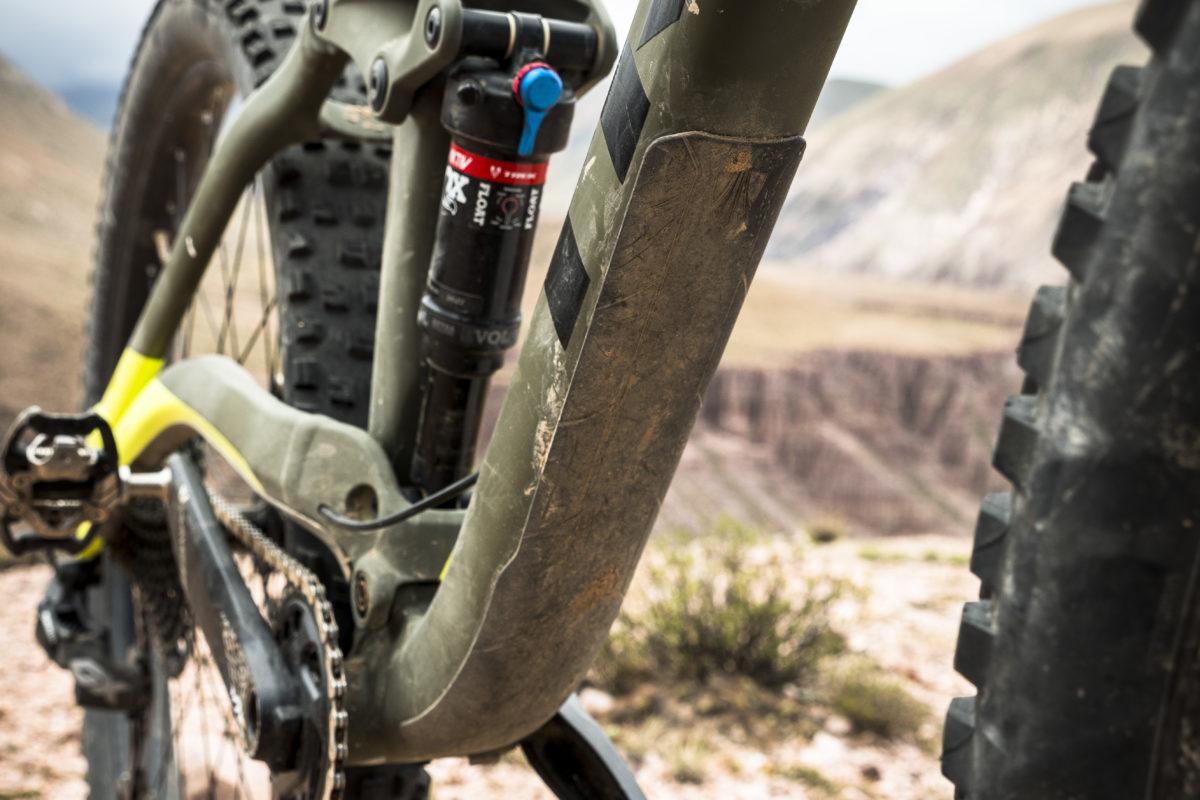 Trek Full Stache New Full Suspension 29 Mountain Bike