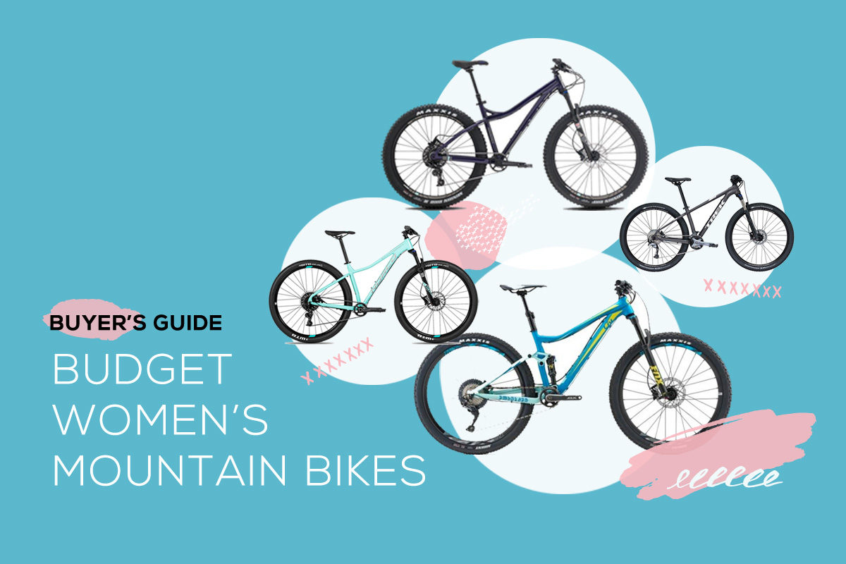 Buyers Guide Budget Womens Mountain Bikes