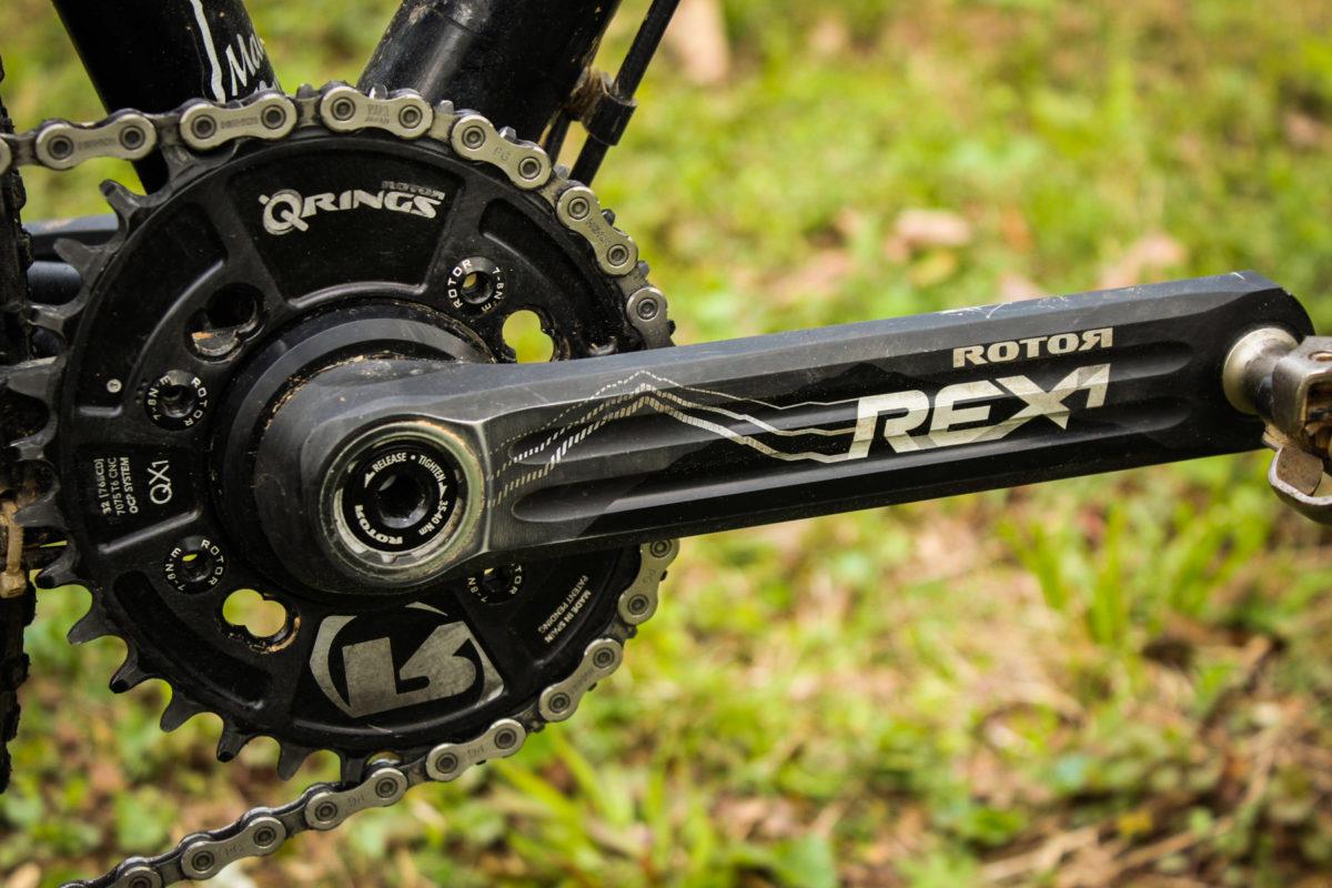 Rotor Rex 2.1 XC1 MTB Crankset 172.5mm