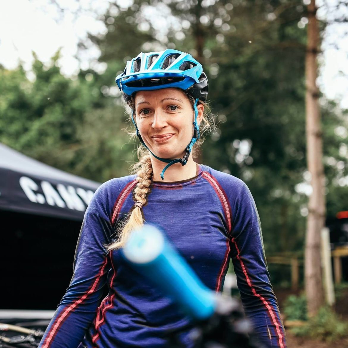 Becky Parker International Womens Mountain Bike Day