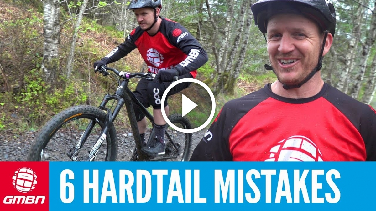 Watch: 6 Mistakes To Avoid When Riding A Hardtail Mountain Bike