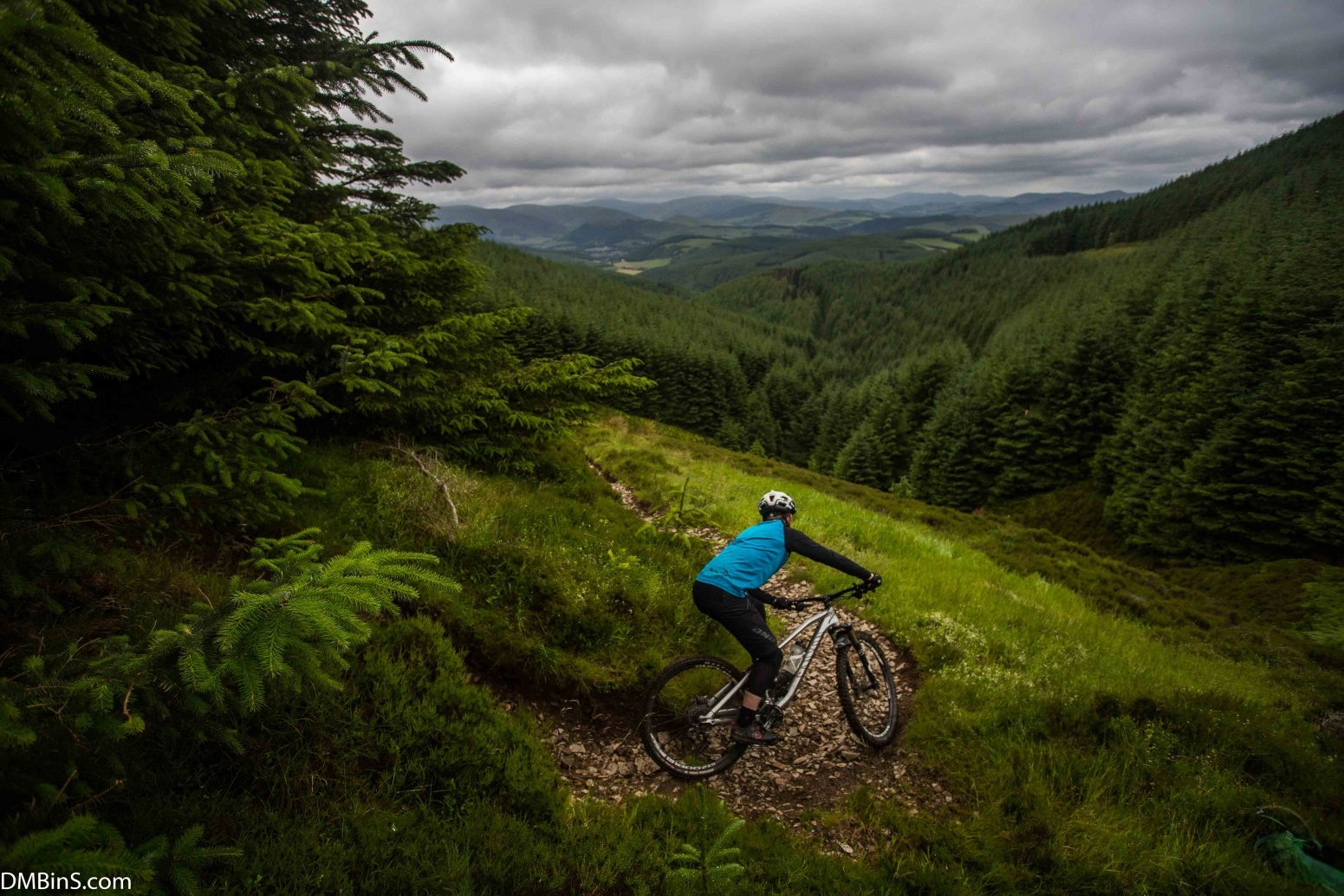 The Six Best Mountain Bike Trail Centres in Scotland