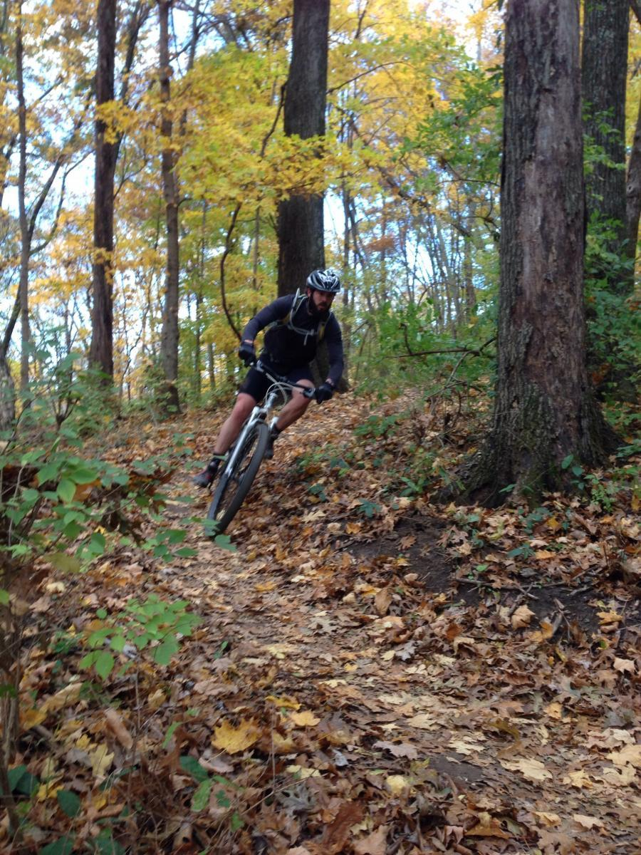 Most Popular Mountain Bike Trails In Each Us State And Canadian