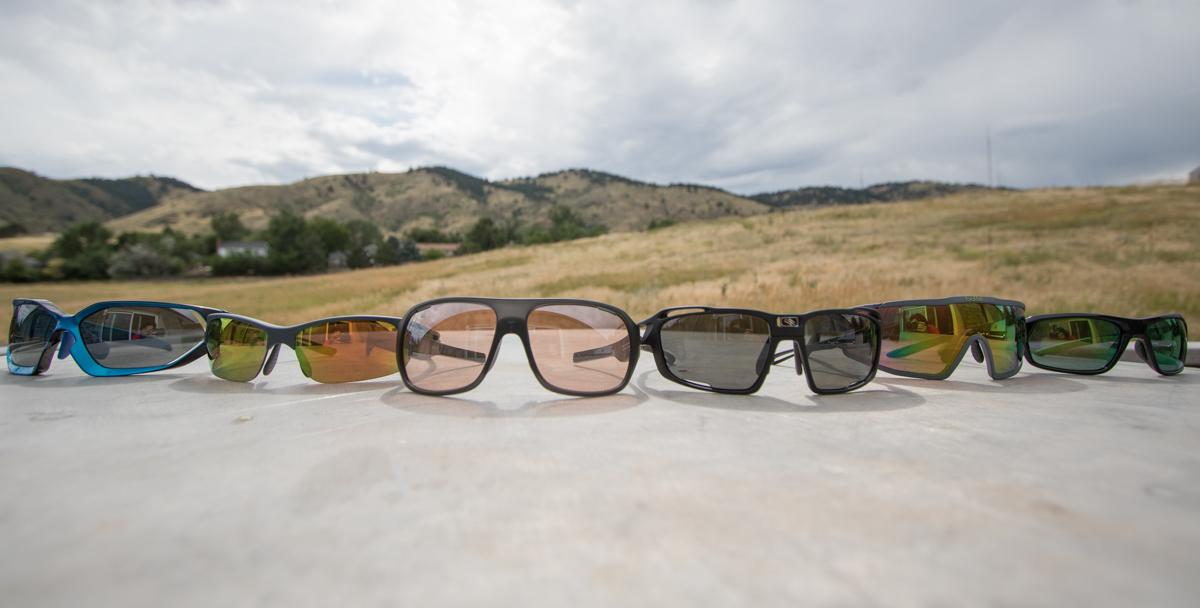 56c4a80aca 6 Performance Sunglasses for Mountain Biking
