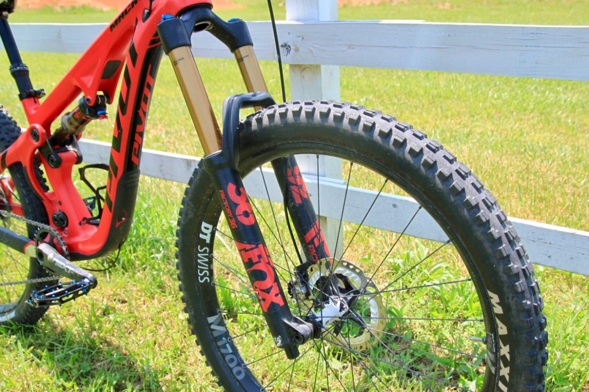 794f895865b Considering Upgrading to a Longer Travel MTB Fork? Read This First ...