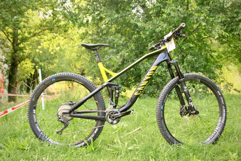 Canyon Neuron AL 9 0 Test Ride Review - Singletracks Mountain Bike News