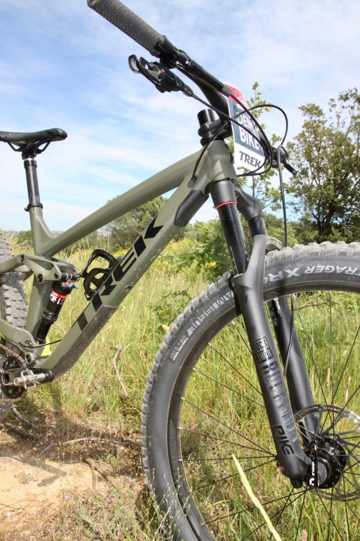 Trek Full Stache 29+ Trail Bike Test Ride Review