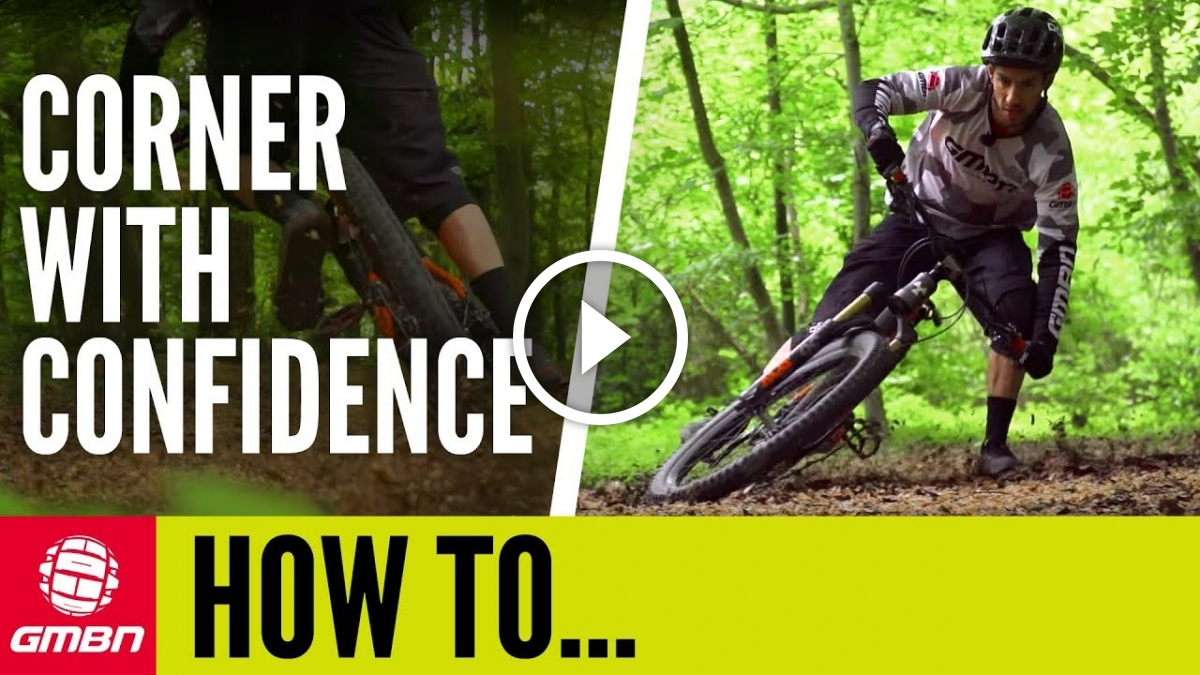 Watch: How To Corner With Confidence on a Mountain Bike