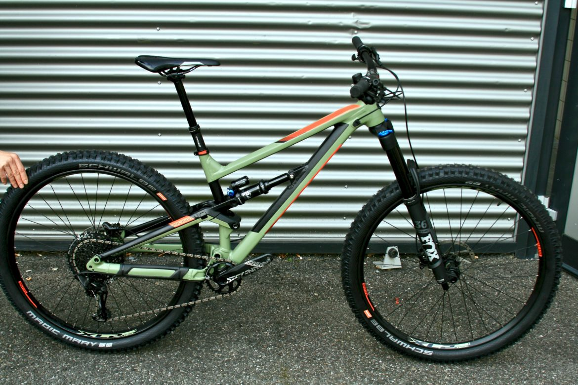 c6da752e9 Eurobike Debut  Affordable Polygon Siskiu N Series Alloy All-Mountain Bikes