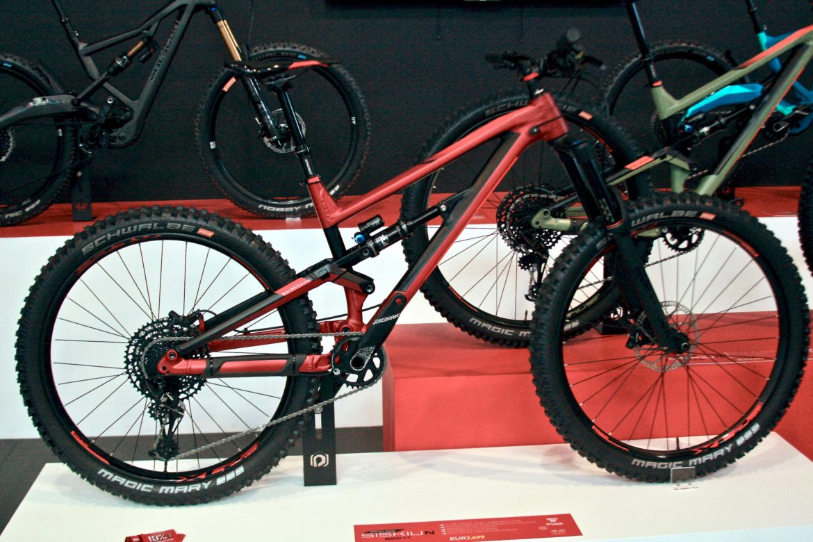 ee23264cc Eurobike Debut  Affordable Polygon Siskiu N Series Alloy All ...