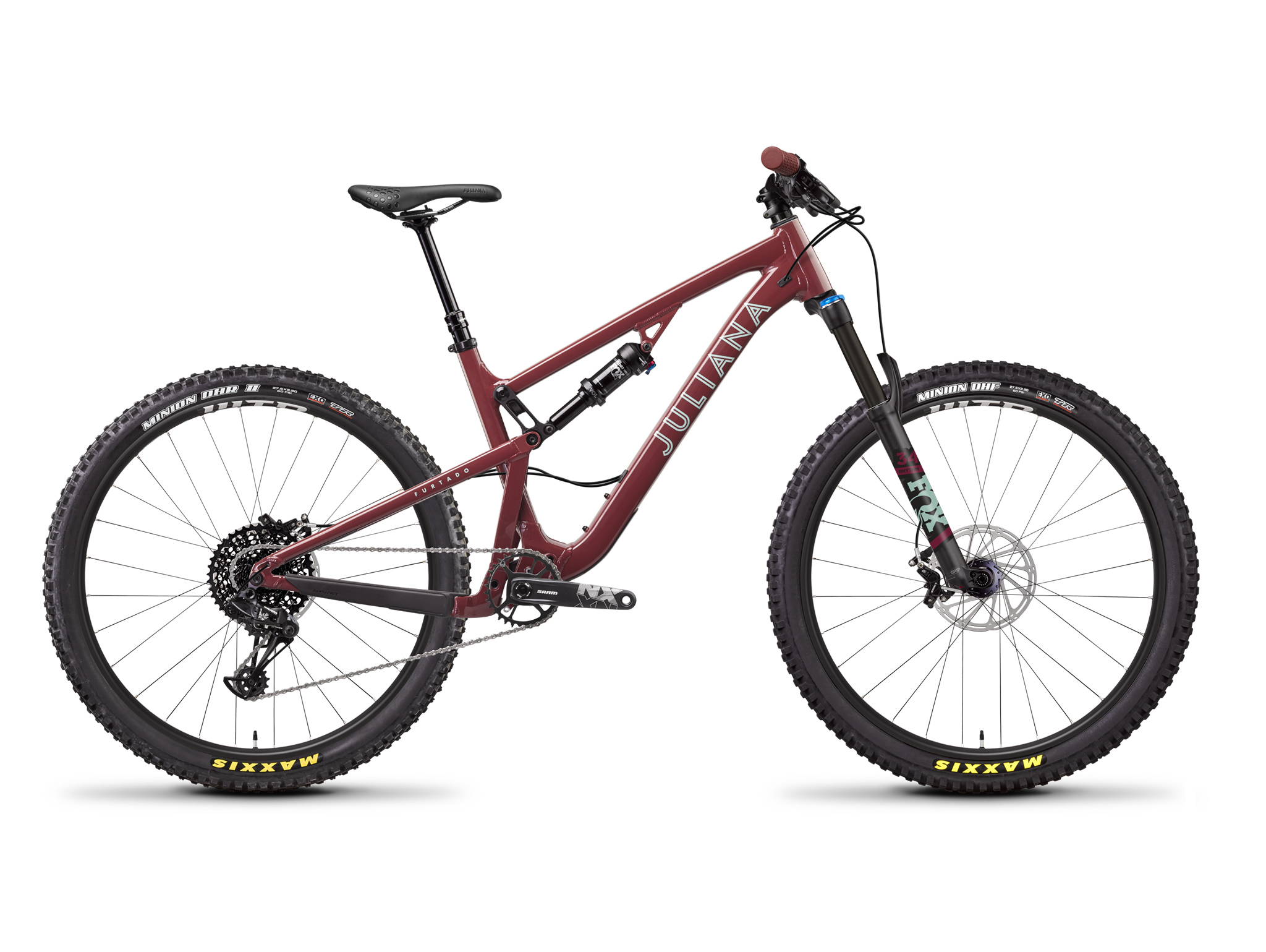 The Updated Juliana Roubion and Furtado Mountain Bikes Are Out Now ...