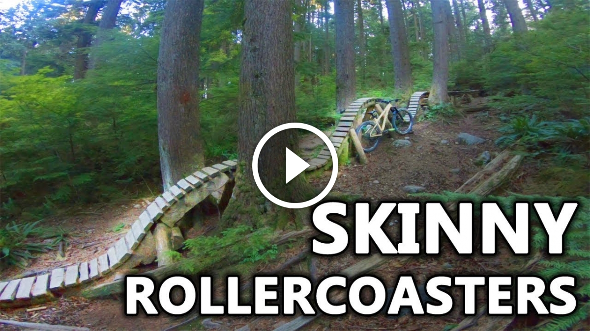 Watch: The Skinnies on Imonator in BC Will Challenge Even the Best Mountain Bikers