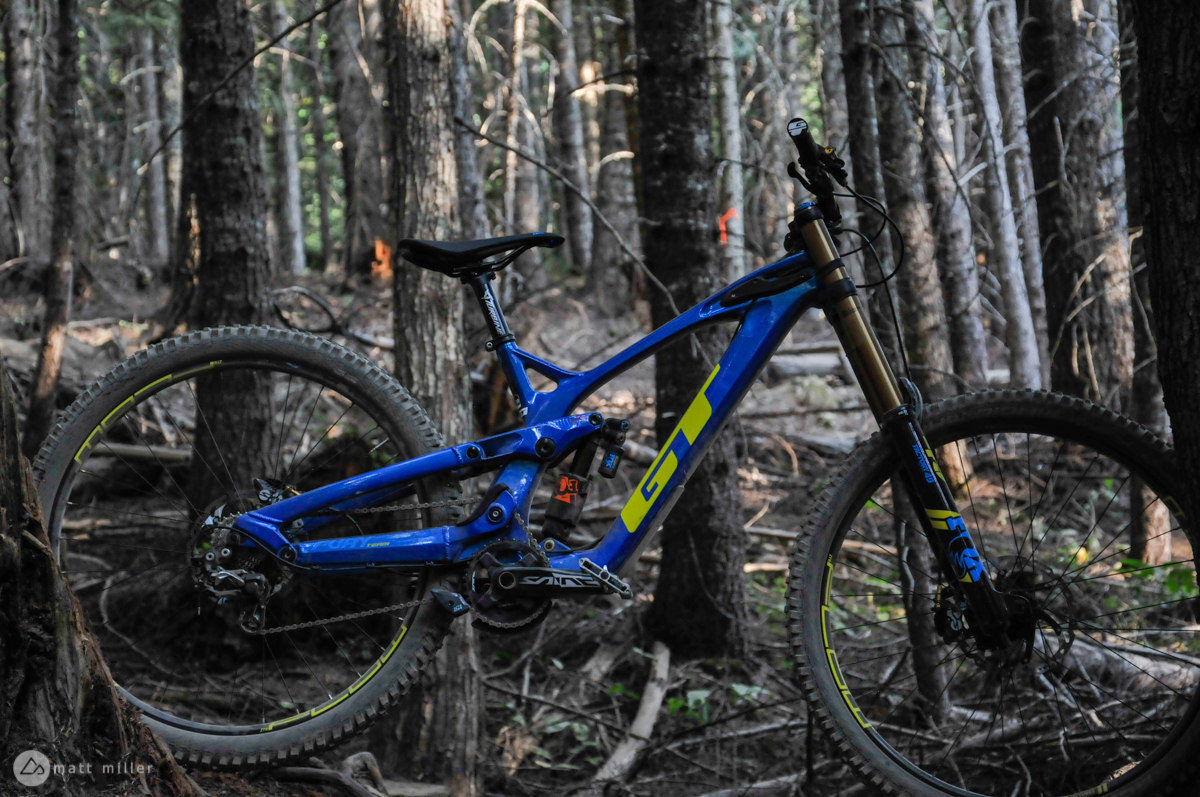 387ab9c4141 First Ride Review: The New GT Fury 29er Downhill Bike - Singletracks ...