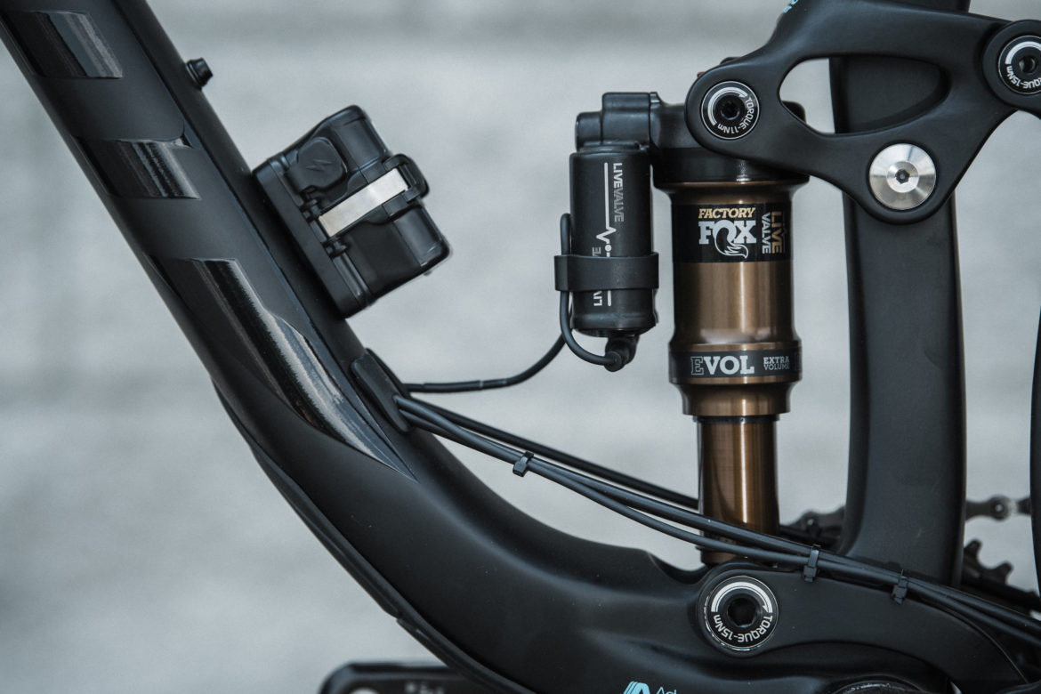 Fox Live Valve is an Electronically Controlled Suspension System for Mountain Bikes - Singletracks Mountain Bike News