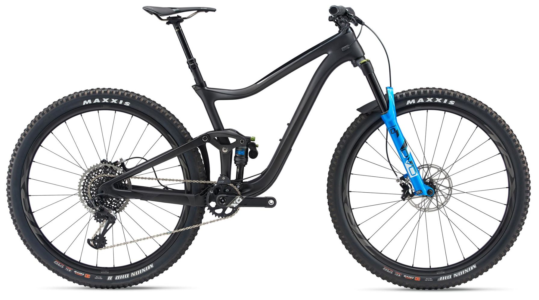 giant gives the trance trail bike 29-inch wheels for 2019
