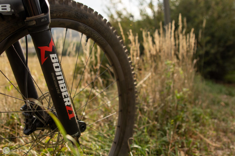 First Impressions: Trail Riding With the New Marzocchi