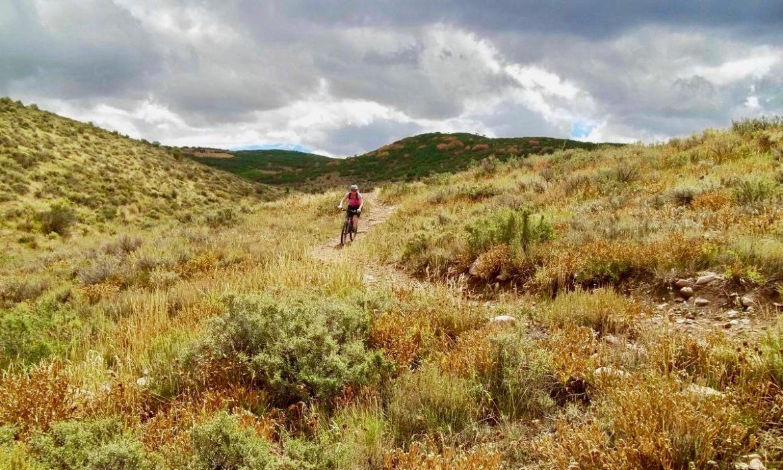 Glenwild mtb trails park city julie hughey