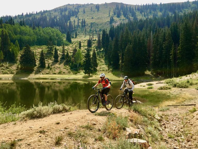 Shadow Lake Trail, Park City Mountain Resort