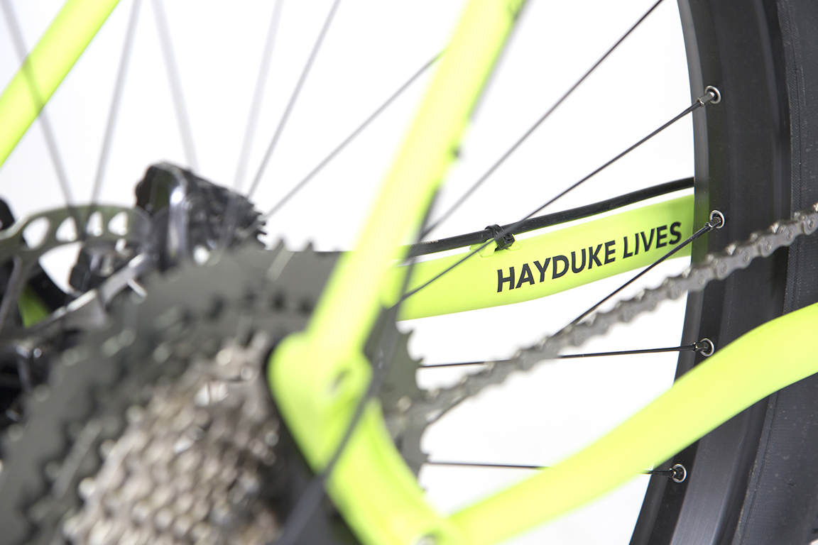 Esker Cycles Adds Revised Hayduke Hardtail MTB To Lineup - Singletracks Mountain Bike News