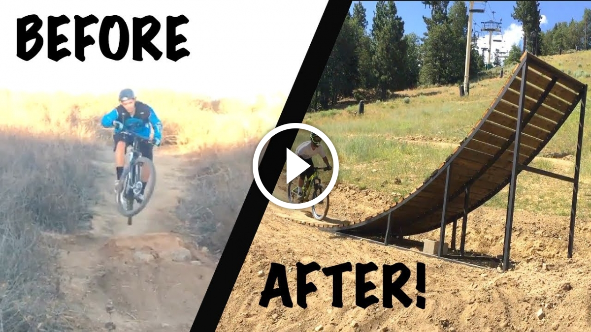 Watch: Want to Learn to Jump on Your Mountain Bike? Practice Like This Guy!