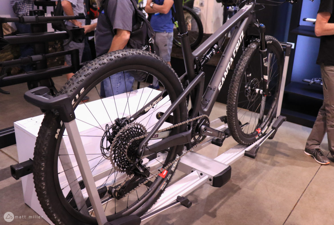 New Bike Racks From Kuat Thule And Inno At Interbike