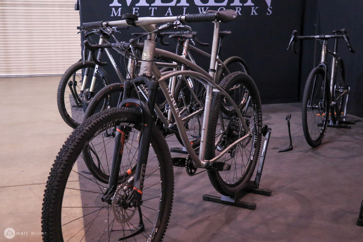 The Most Interesting Hardtail Mountain Bikes of Interbike