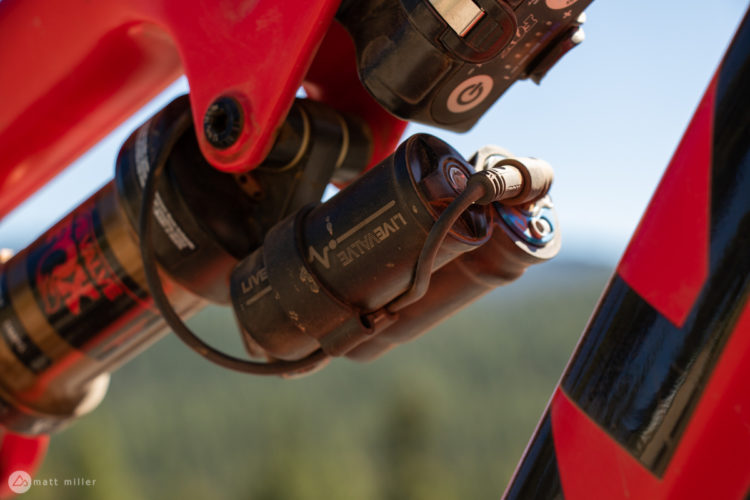e0eeb98acf7 First Impressions: Riding The Fox Live Valve Automated MTB Suspension System