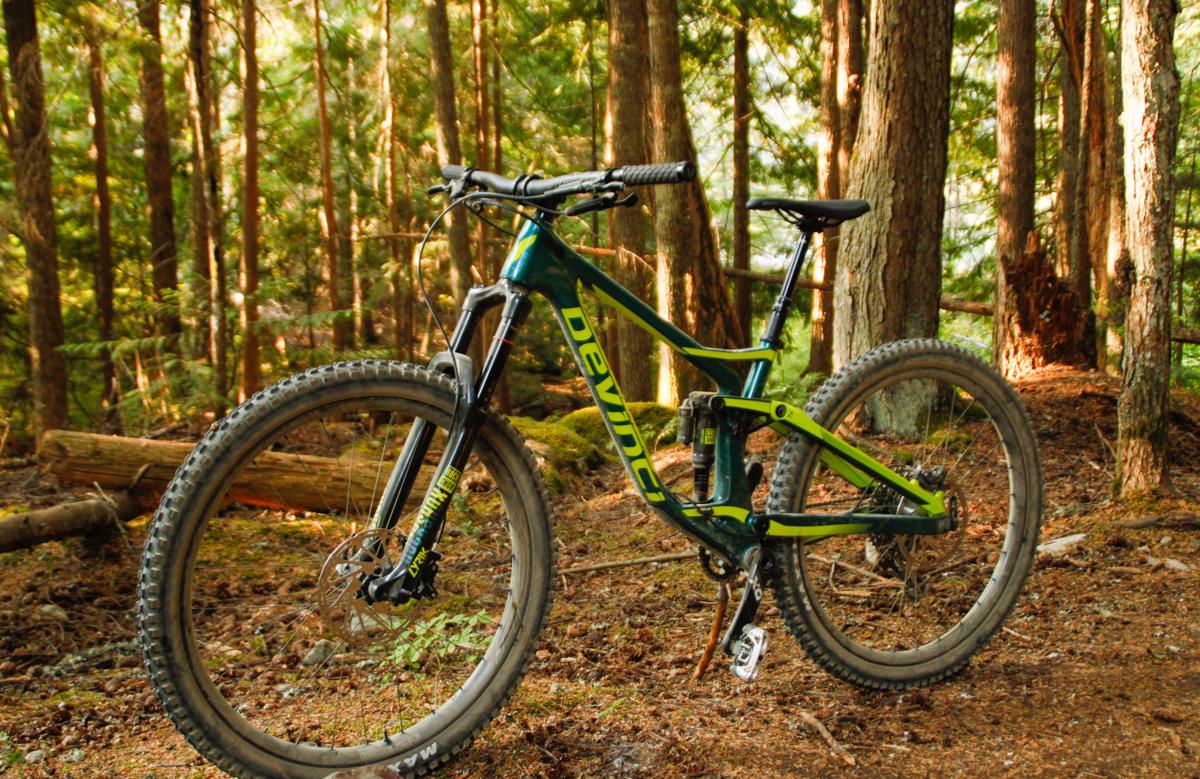 ac95ba4f36b2 Review  2019 Devinci Spartan 29er Enduro Mountain Bike ...