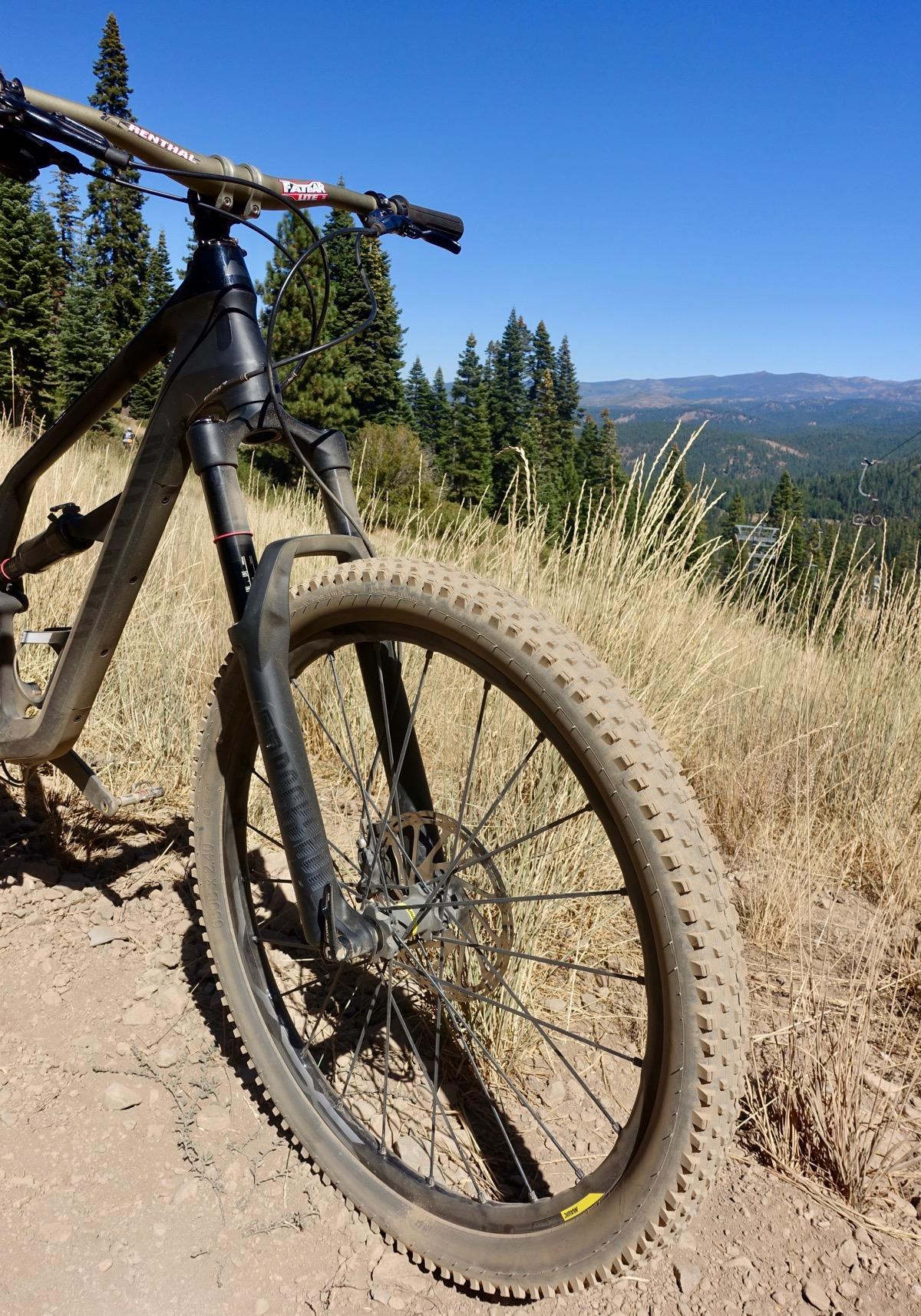 Canyon Spectral CF Trail Bike Test Ride Review - Singletracks