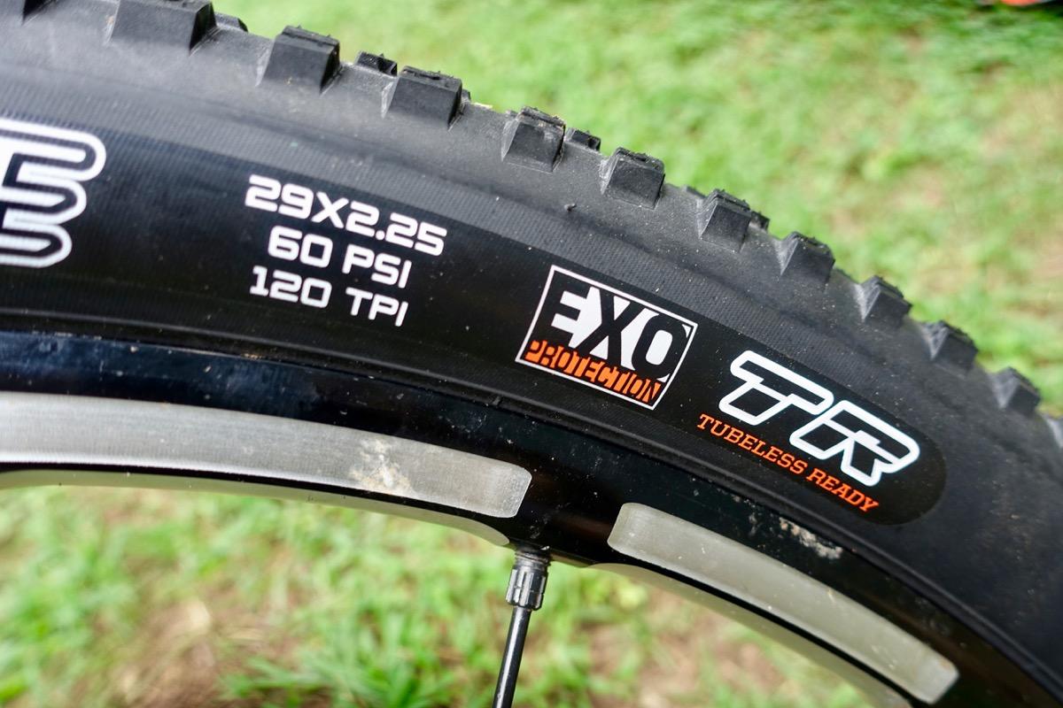 Maxxis Rekon Race Mountain Bike Tire Review Singletracks