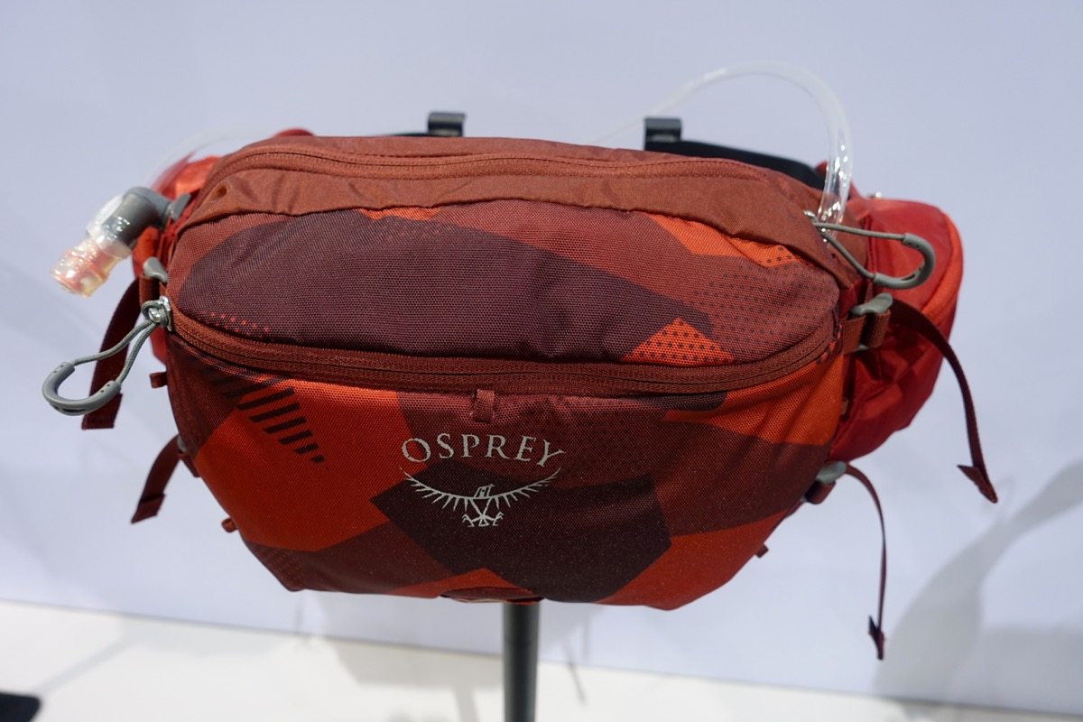 Osprey Gets Hip To The Hip Pack For Mountain Biking With
