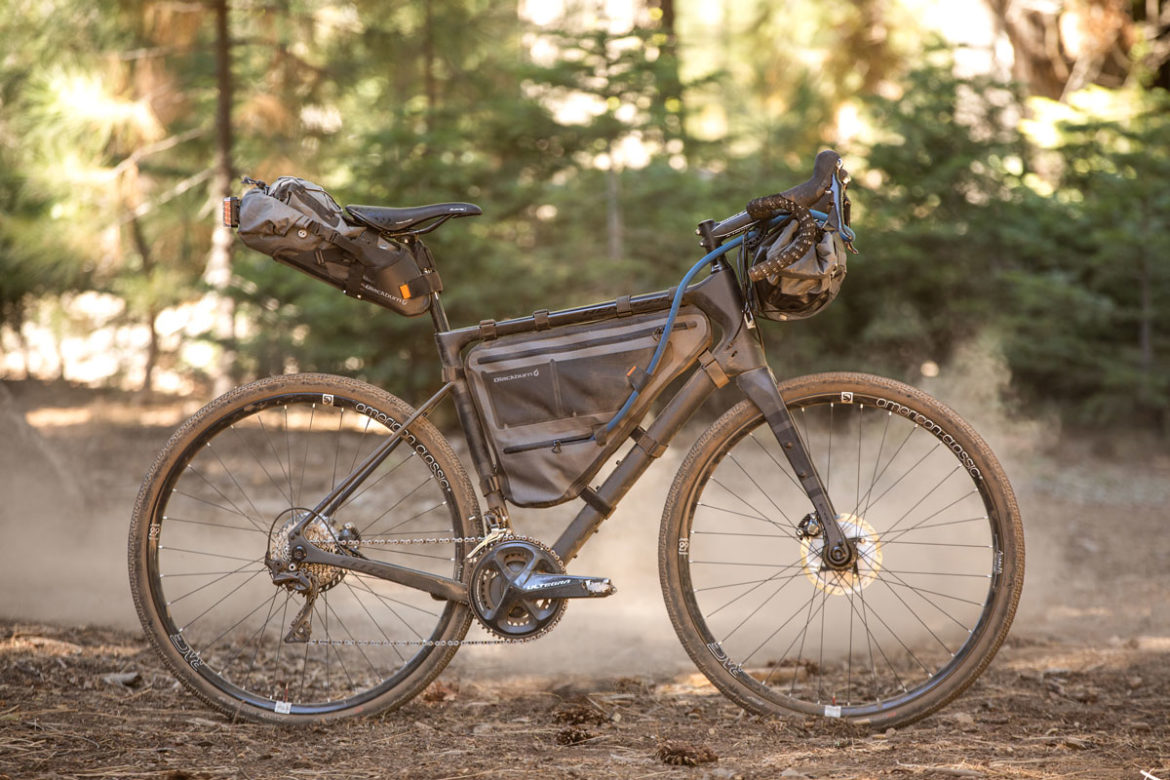 New Bikepacking Bags From Blackburn Dropper Compatible Seat Bag
