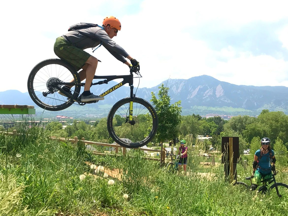 Too Old to Get Air? Learning to Jump a Mountain Bike at 54 Years Old