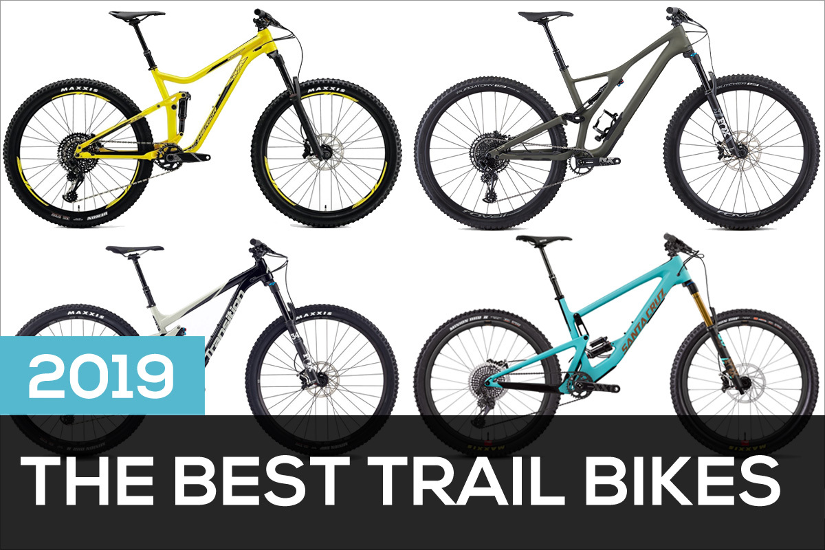 2019 Best Trail Mountain Bikes