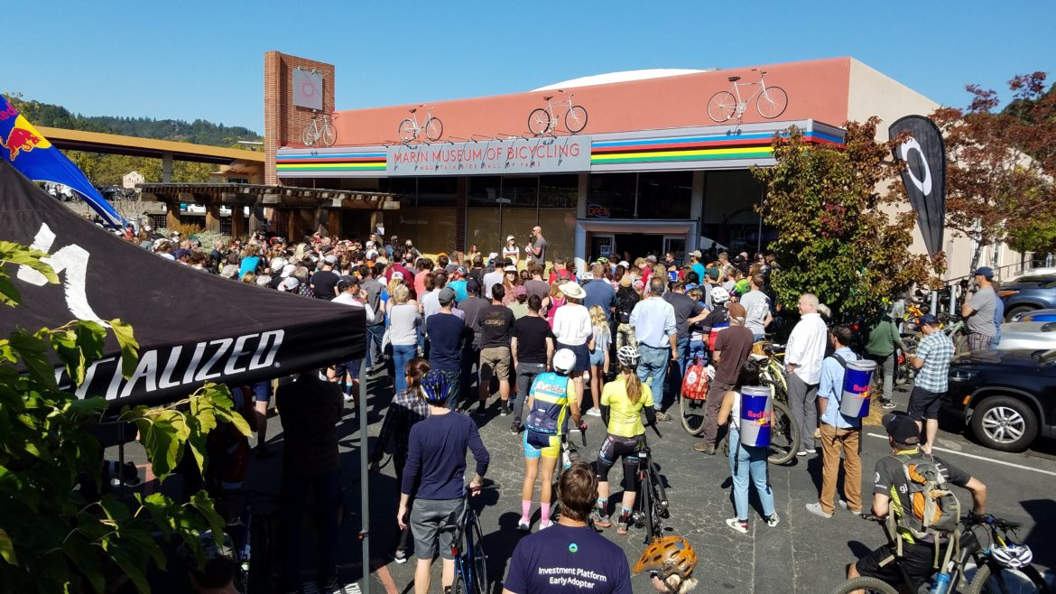 Marin Museum of Bicycling and Mountain Biking Hall of Fame Set to