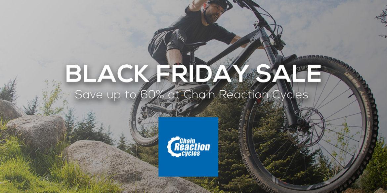 Chain reaction mountain bikes