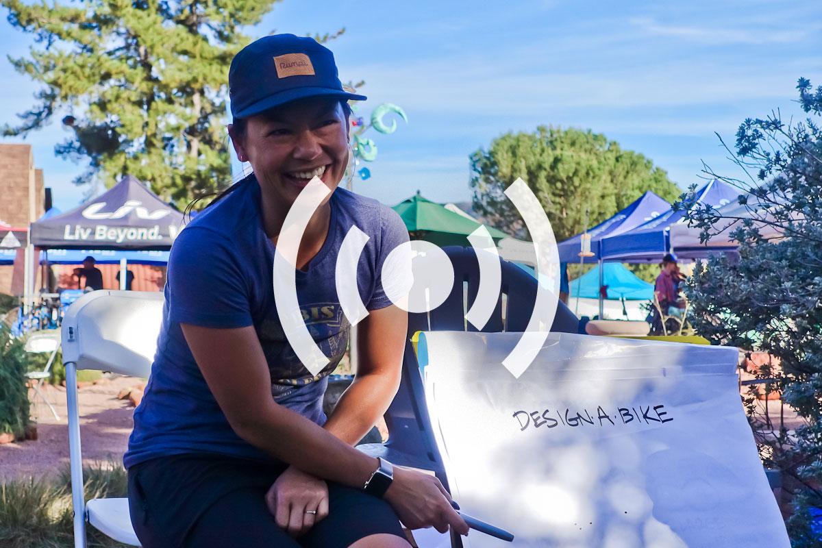 Listen: Ibis' Roxy Lo Talks Mountain Bike Design