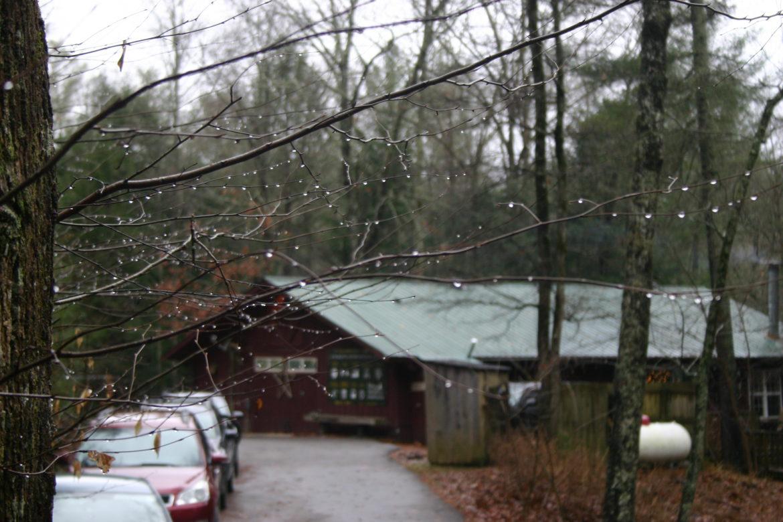 Mulberry Gap Wild Womens MTB Weekend Rain