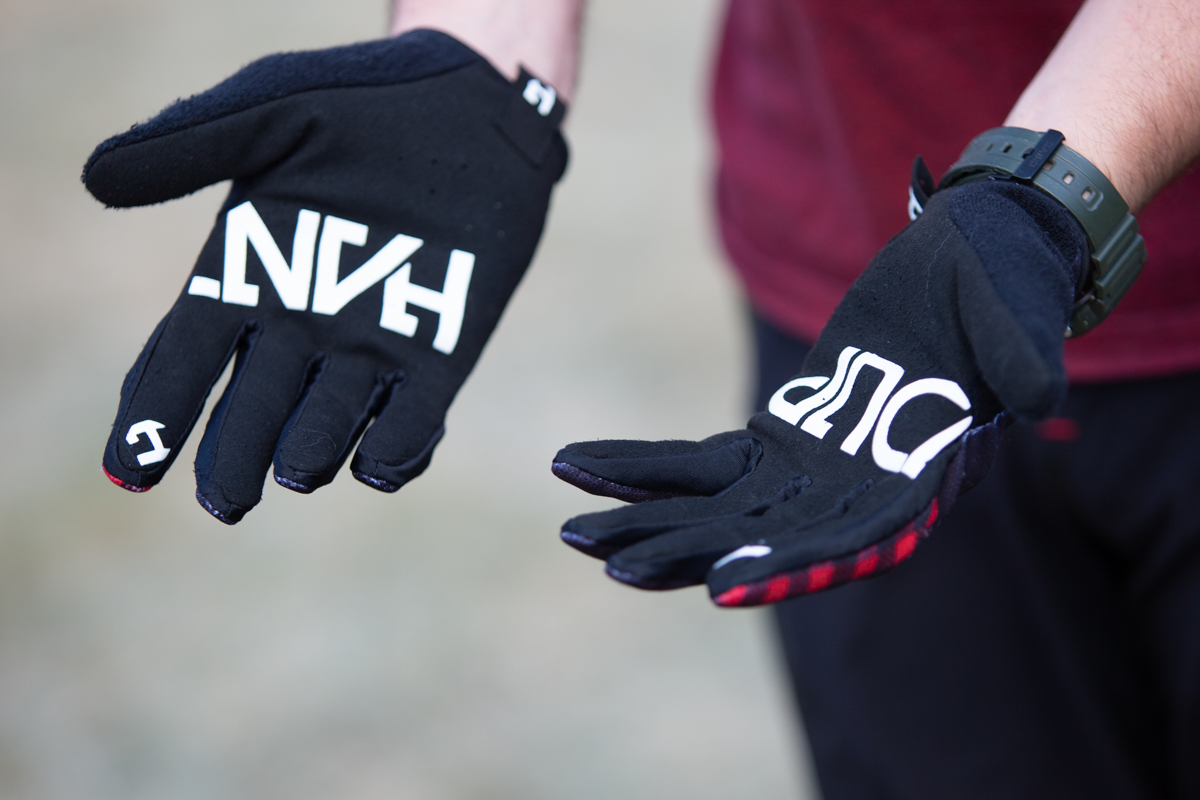 Four Mountain Bike Gloves Worn and Reviewed - Singletracks
