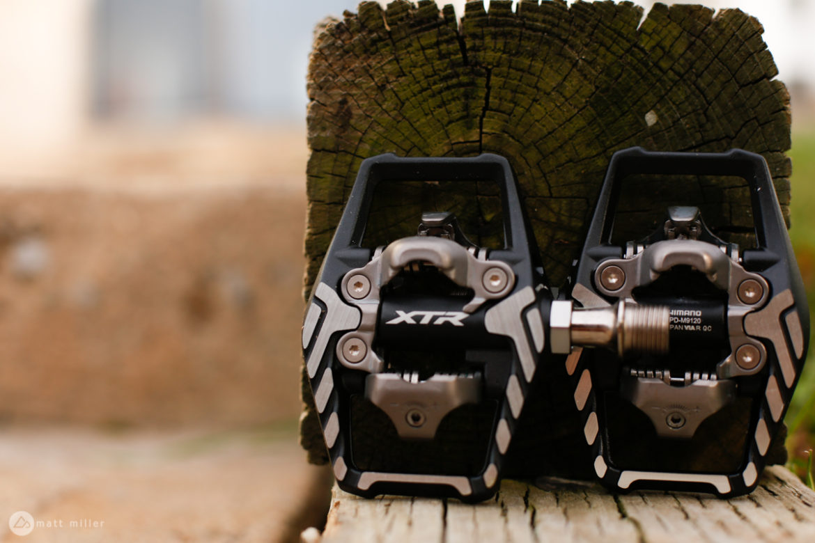 Review Updated Shimano Xtr M9120 Clipless Pedals