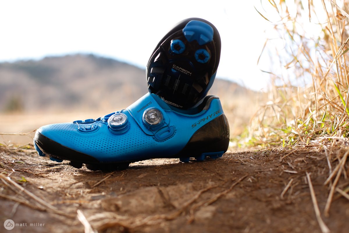 dd9438d67 The Shimano S-Phyre XC9 mountain bike shoe has been around a long time