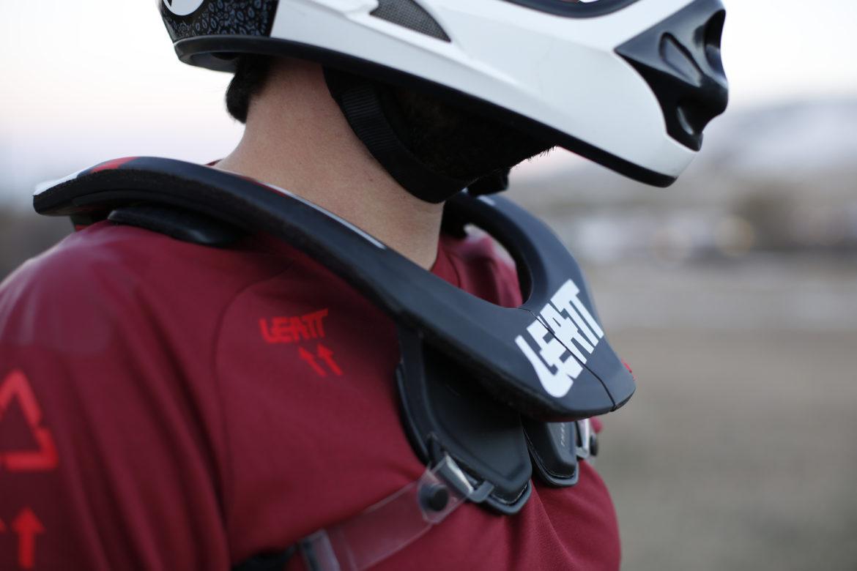 Review: The Leatt DBX 3.5, An Affordable Mountain Bike Neck Brace