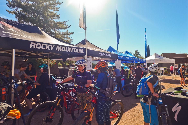 sedona-roam-mtb-festival-rocky-mountain-tent