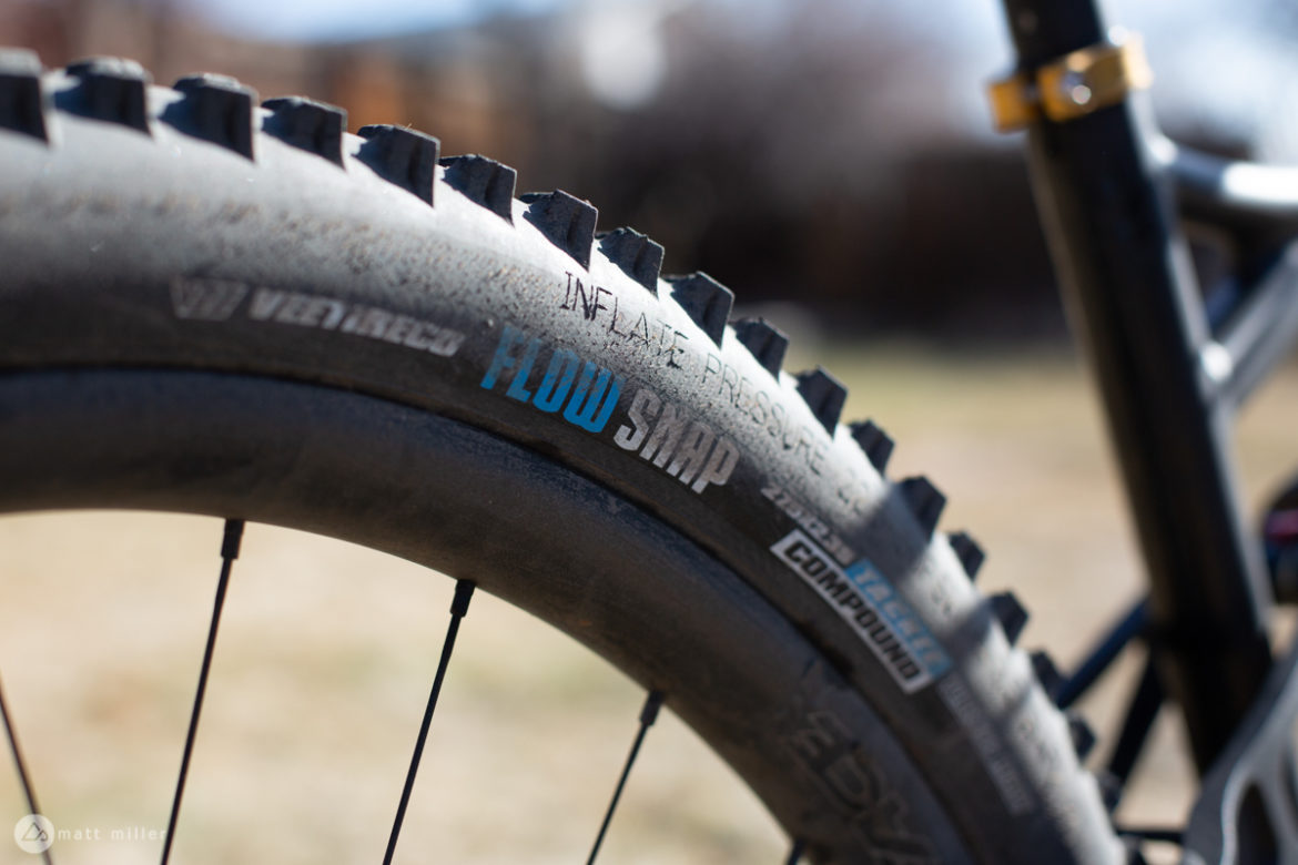 Tire For Less >> Review Vee Tires Flow Snap Enduro Tire Costs Less Holds Up