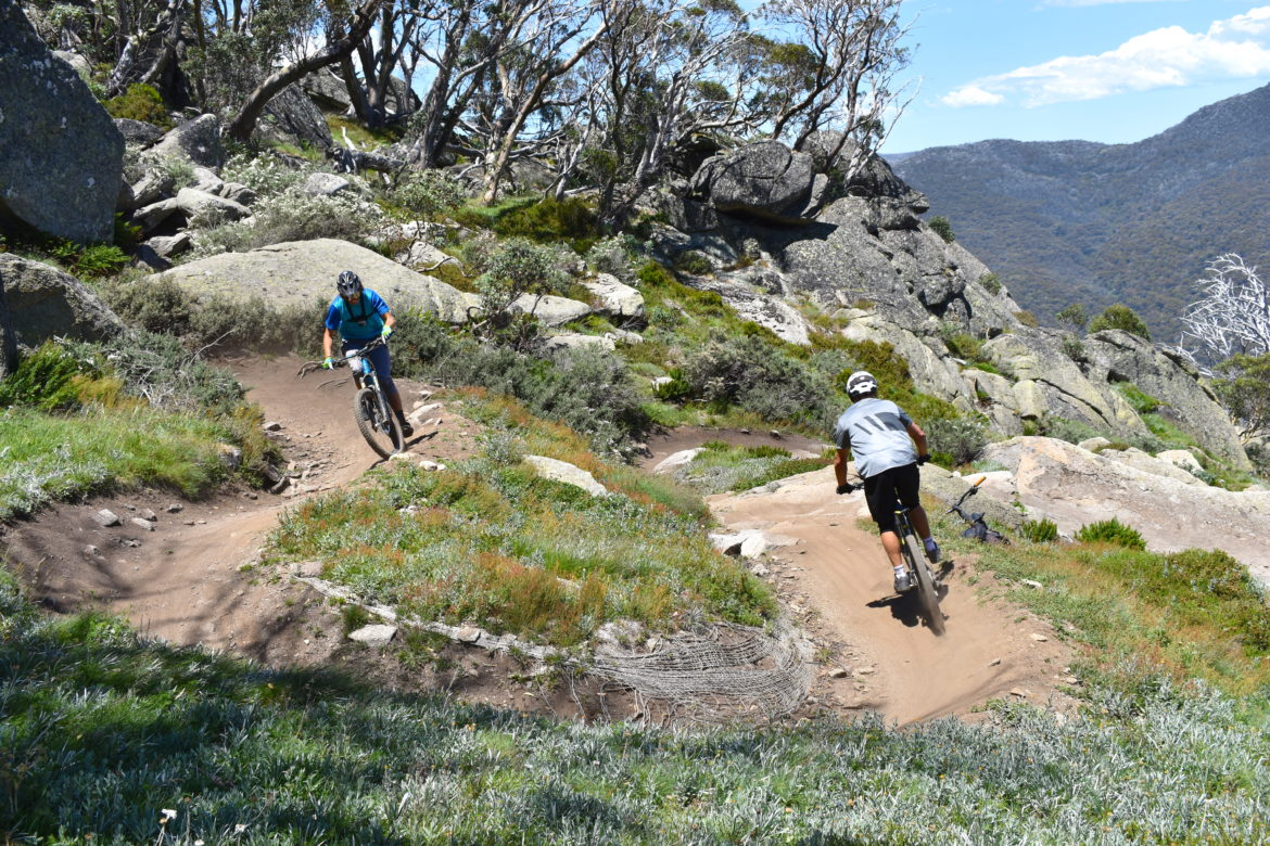 Thredbo Mountain Bike Park Offers Highest and Only Lift-Served DH Mountain Bike Trails in Australia