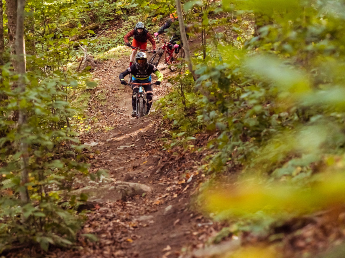Come for a Job, Stay for the Trails. Using Mountain Biking to Lure Great Employees