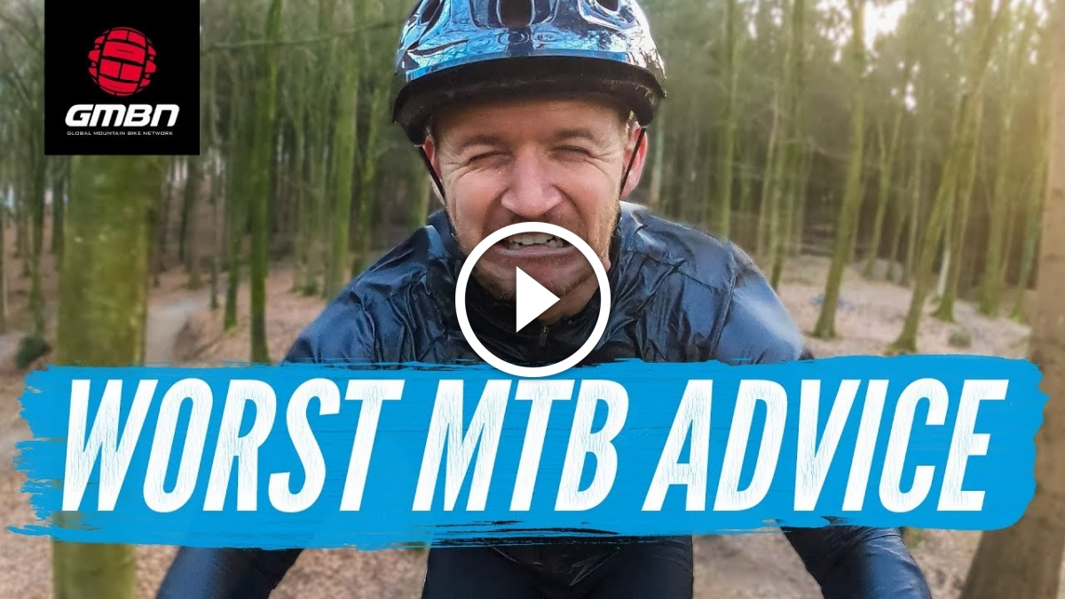 Watch: The Worst Mountain Bike Advice Ever | What Not To Do On Your MTB - Singletracks Mountain Bike News